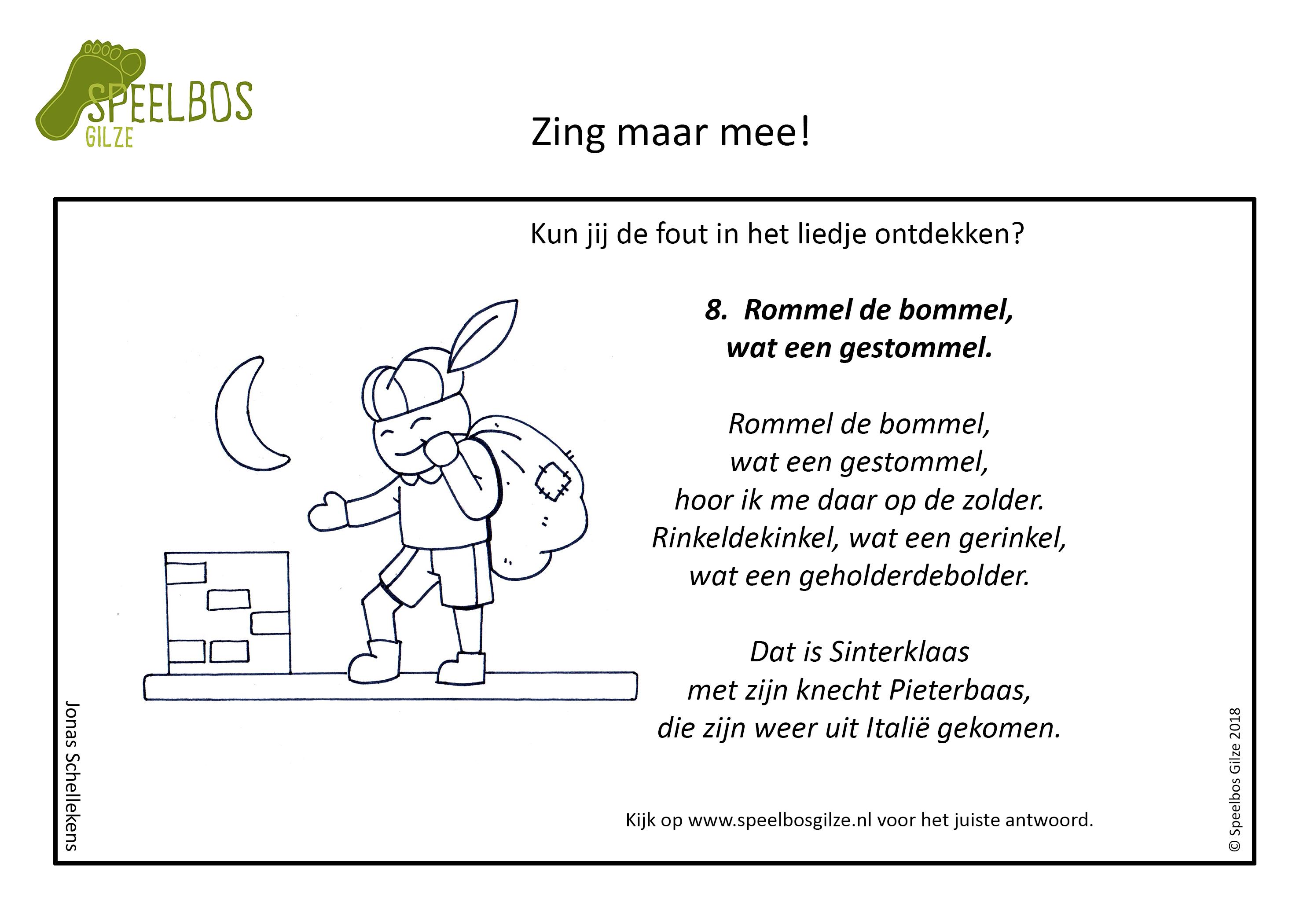 Rommel Bommel Text
